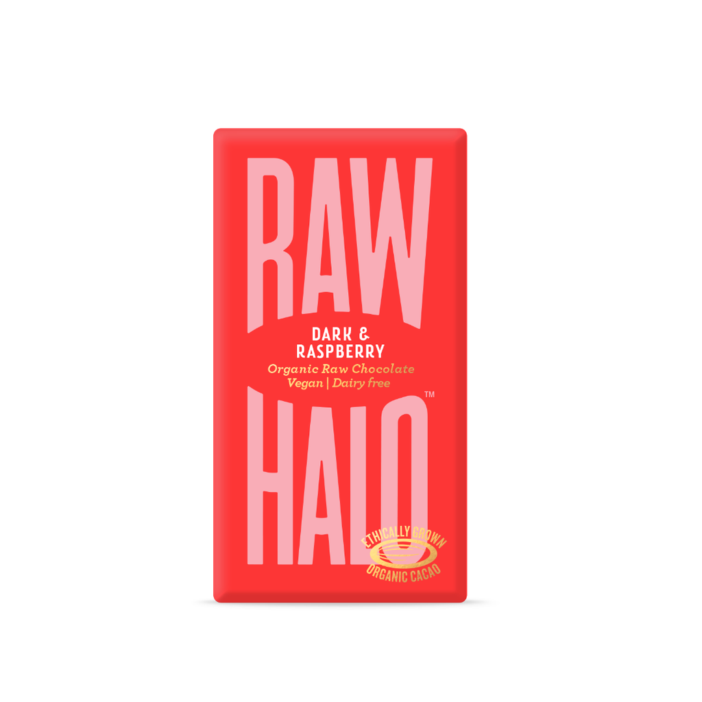 Raw Halo Dark & Rasperry (35g)