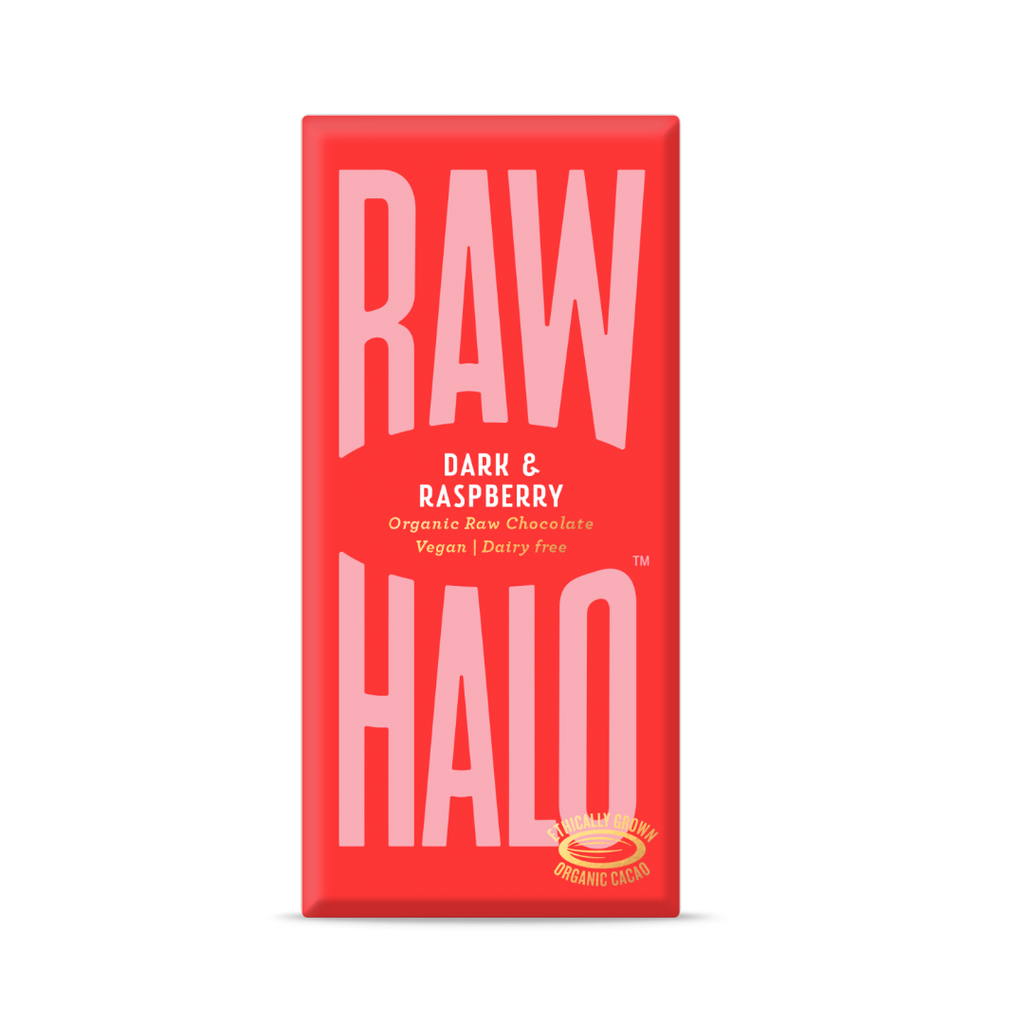 Raw Halo Dark Raspberry (70g)