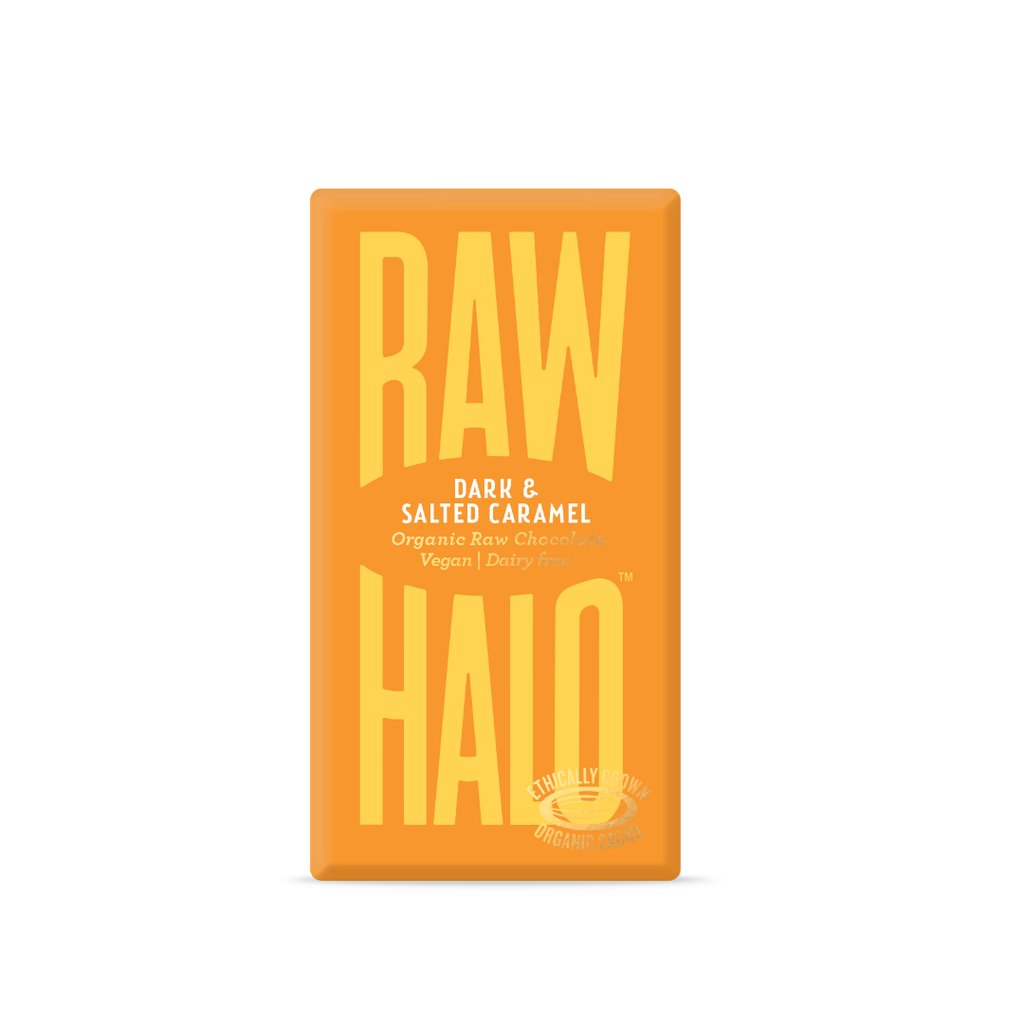 Raw Halo Mylk Salted Caramel (35g)