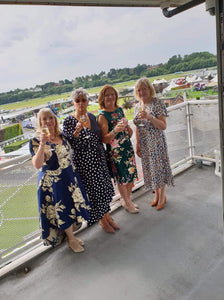 Share Volunteers enjoy a full day of hospitality at Chester Races