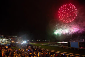 Racecourse fireworks event raises £10,000 for SHARE
