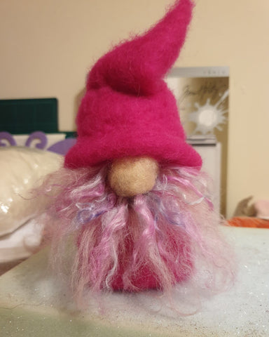 Workshop: Festive Needle Felting - Make a Tomte!