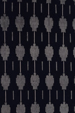 Black Print Cotton Fabric