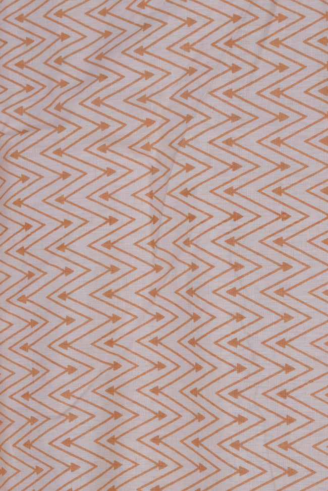 Triangular Printed Cotton Fabric