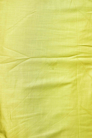 Light Mehendi Green Plain Rayon Fabric