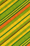 Yellow Green Leheriya Cotton Fabric