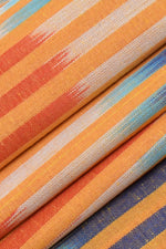 Multiple Striped Cotton Fabric