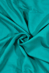 Green Plain Rayon Fabric