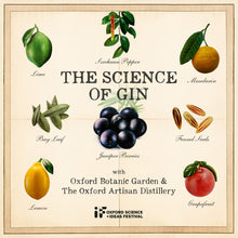 IF Oxford – The Science of Gin Event Tasting Kit