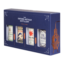 The Oxford Artisan Distillery Gin Collection