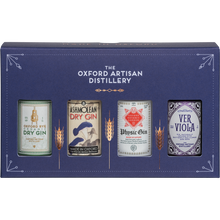 The Oxford Artisan Distillery Gin Collection & Virtual Tasting