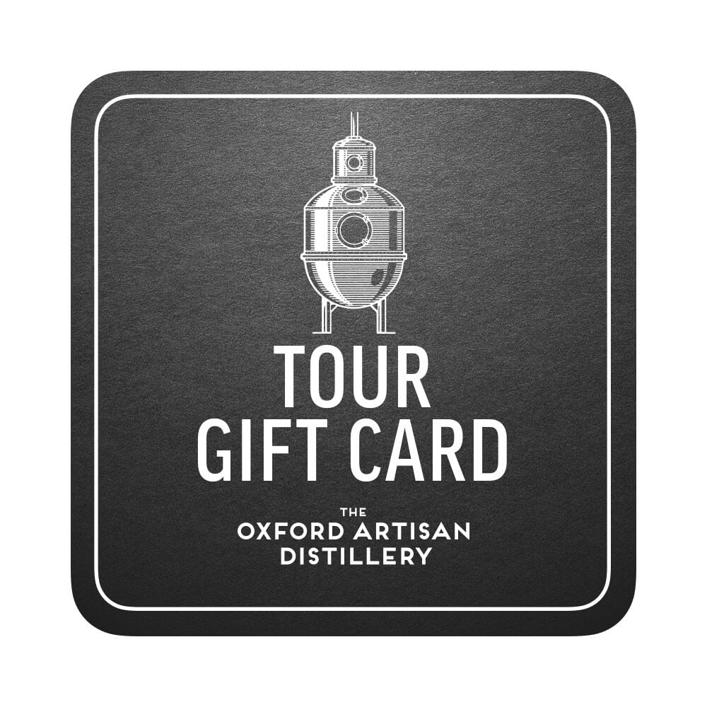 The Oxford Artisan Distillery Tour Gift Card