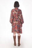 Gullistaan Printed Shirt Dress