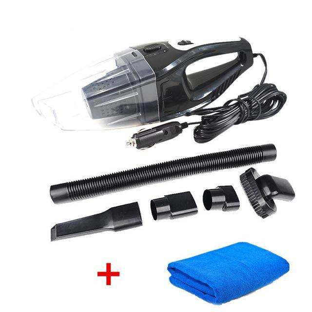 120W Portable Car Vacuum Cleaner