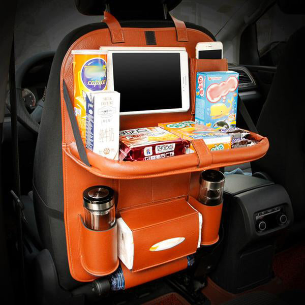 Car Space Organizer with Table
