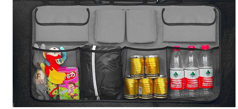 Car Storage Trunk Organizer