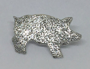 the chefjewelry pig pin is fabulous