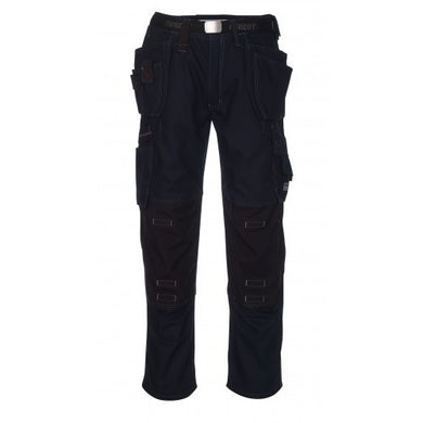Mascot Lindos 07379 Craftsmens Work Trousers Navy