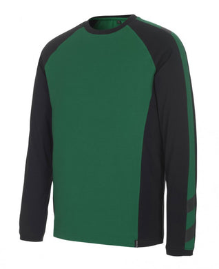 Mascot Bielefeld 50568 Long Sleeve T-Shirt Green XS