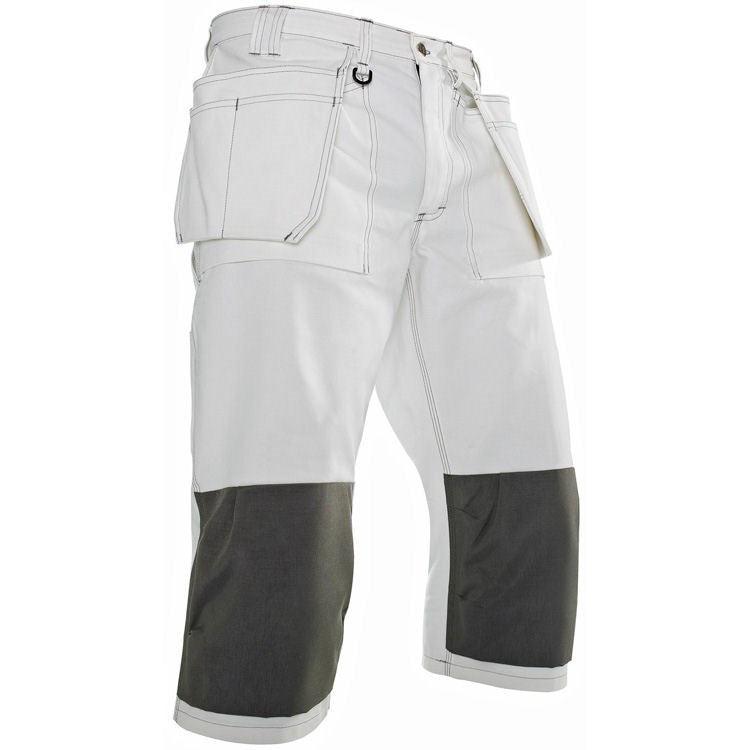 Blaklader 1540 Pirate Shorts White