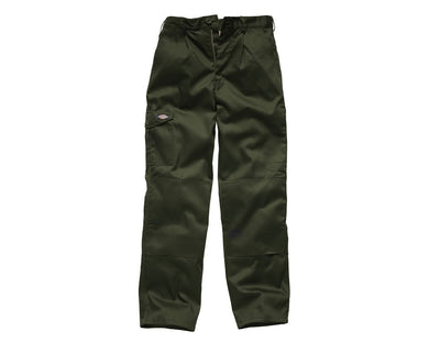 Dickies Redhawk WD884 Super Work Trousers Olive 30T