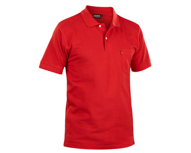 Blaklader 3305 Polo Shirt Red 2XL