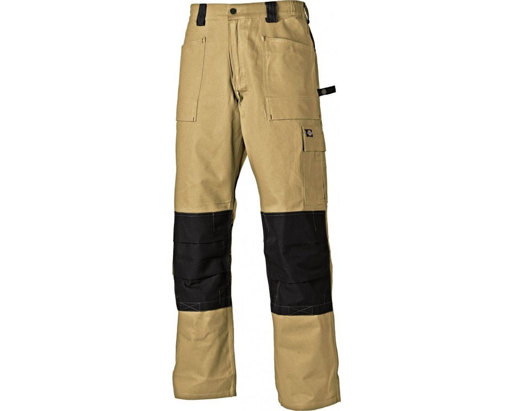 Dickies GDT290 Grafter Cargo Trousers Khaki