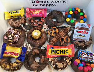 The Epic Donut Box (12 Pack)