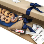 The Blue Tella Donut Bouquet