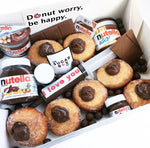 Ultimate Nutella Gainz Dessert Box