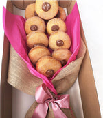 The Original Nutella Donut Bouquet