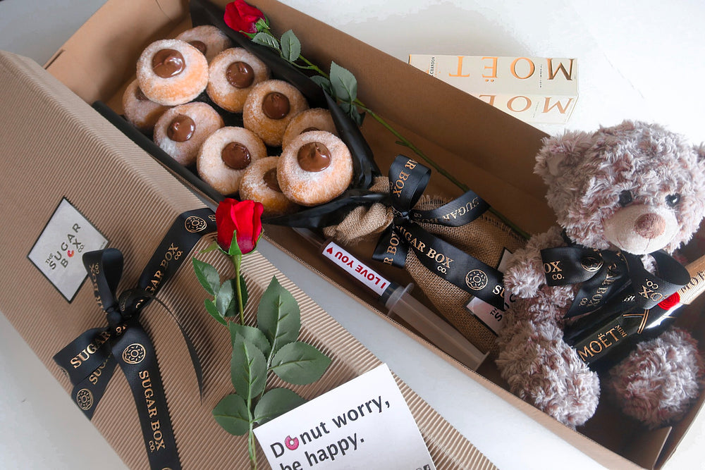 Luxe Donut Bouquet