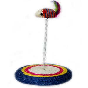 Colorful Cat Charmer Toy