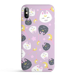 Sailor Kitty - Colored iPhone Case