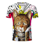 Smoky Cat T-Shirt