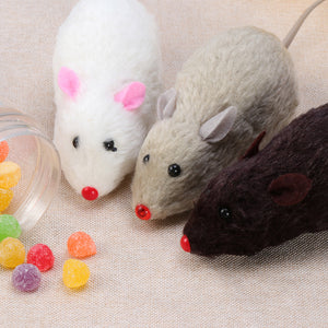 Interactive Mini Mouse Toys for Cats