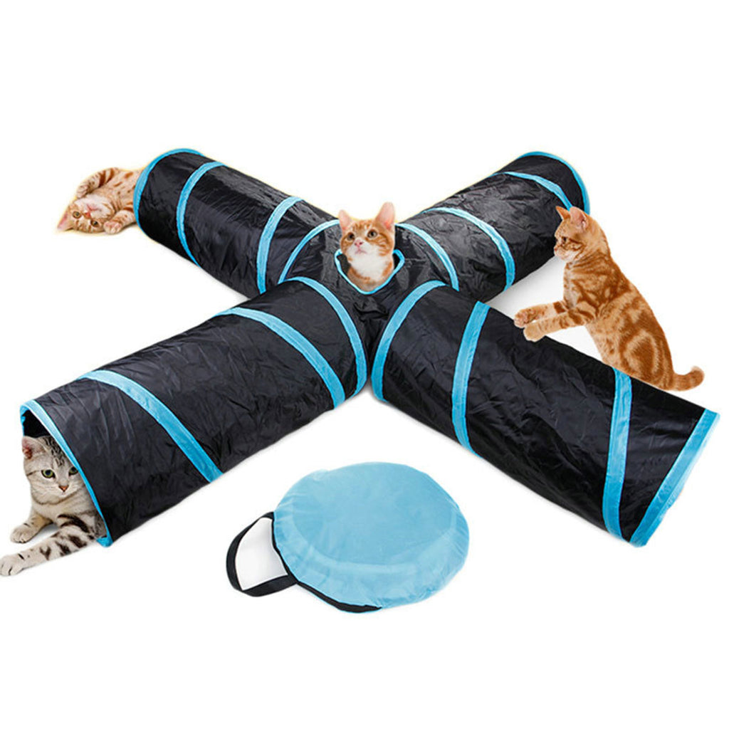 Cat Tunnel Toy