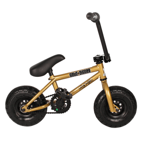 Mini Rocker BMX - Gold Digger