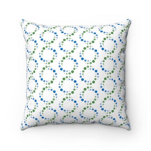 NDC Pattern Pillow