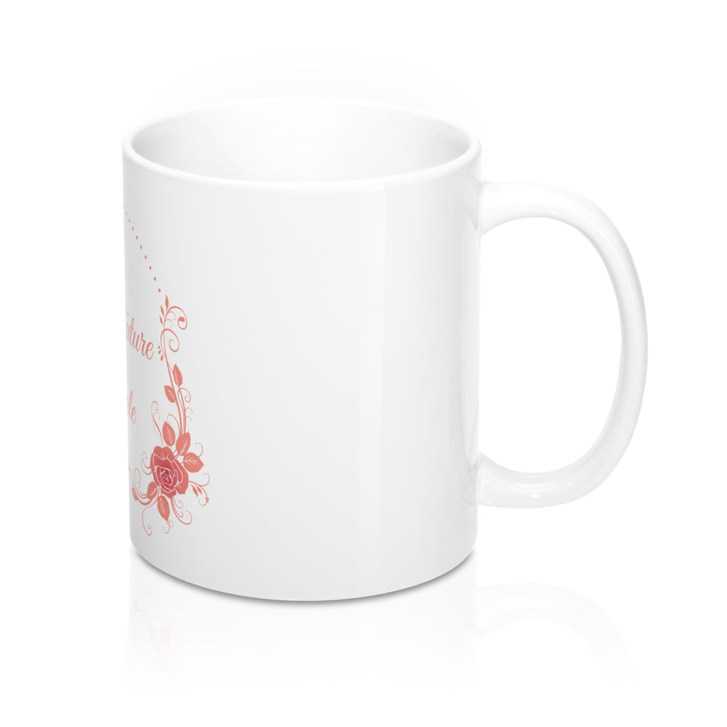 The Future Is Female - 11 oz Mug