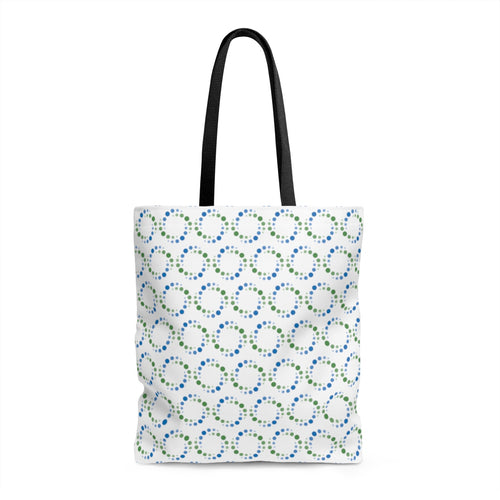 NDC Pattern Tote Bag