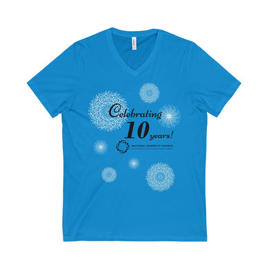 Celebrating 10 Years Anniversary T-shirt