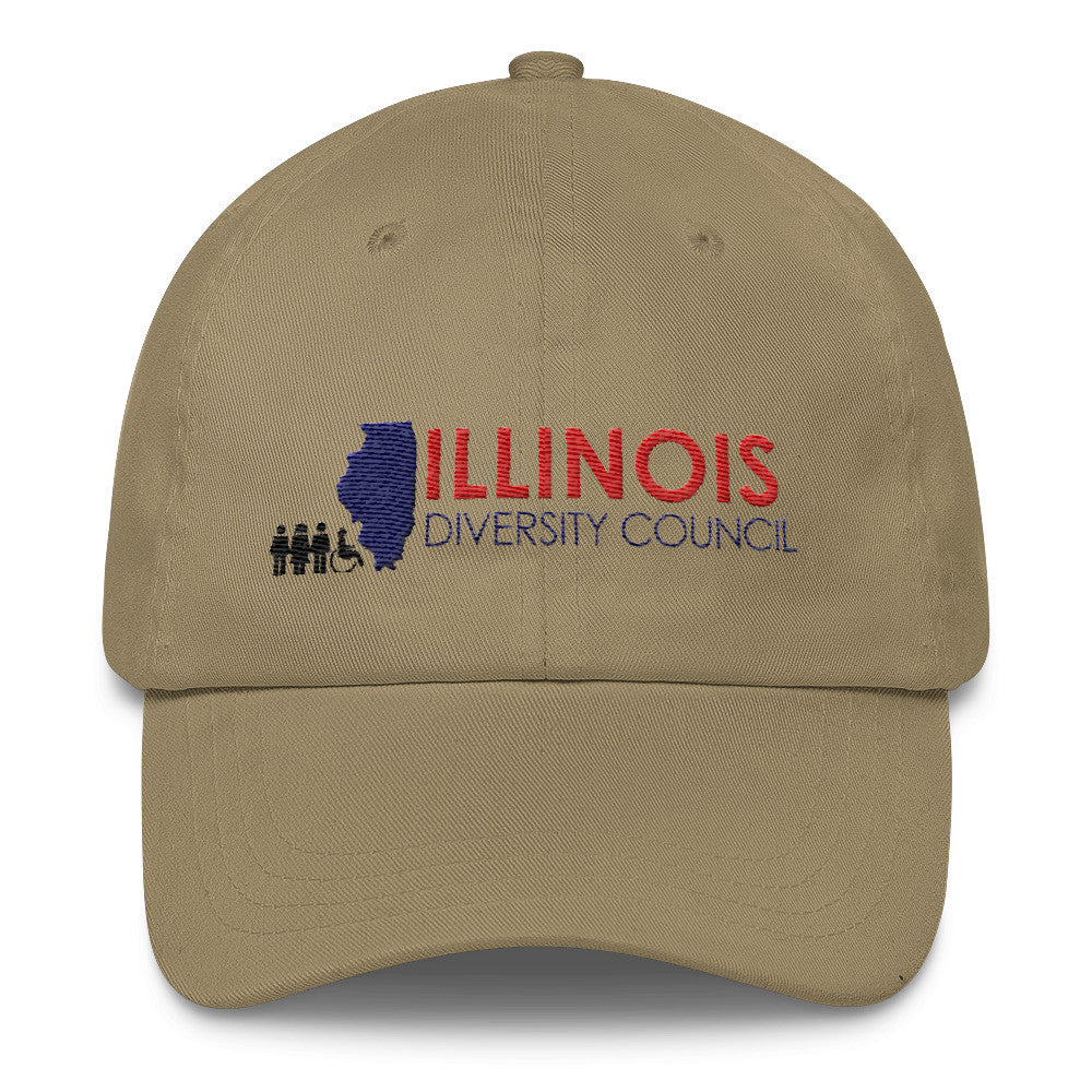 purchase cheap f5d92 c46d6 ... low price illinois diversity council cap 5523a 7e88e