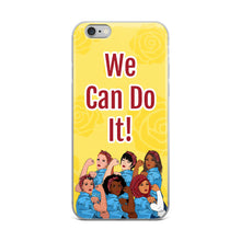 """We Can Do It!"" iPhone 6/6s, 6/6s Plus Case"