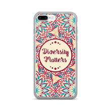 Mandala Diversity Matters iPhone 7/7 Plus Case