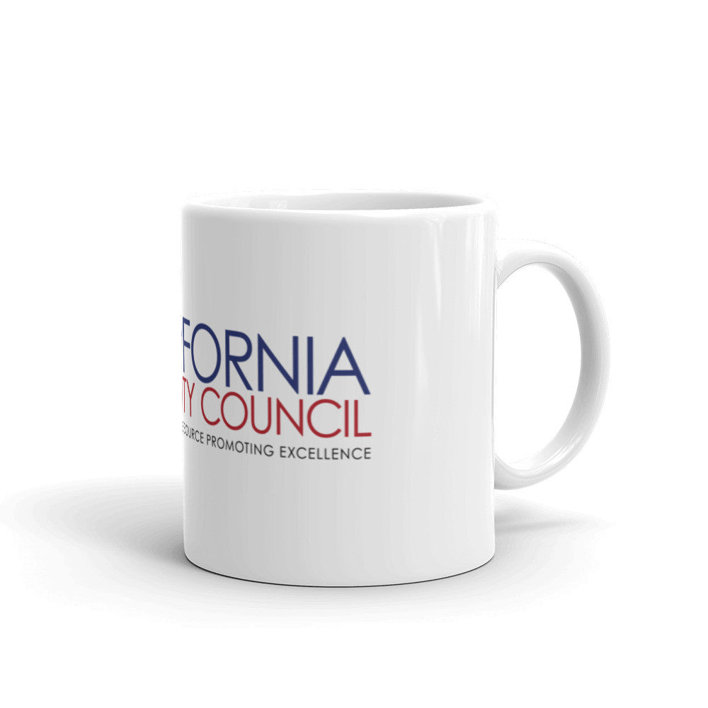 California Diversity Council Mug