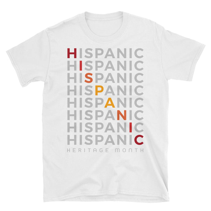 Hispanic Heritage Month Unisex T-Shirt