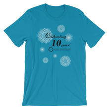 Celebrating 10 Years Anniversary Unisex T-Shirt