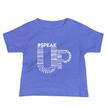 #SpeakUP Baby Jersey Short Sleeve T-shirt