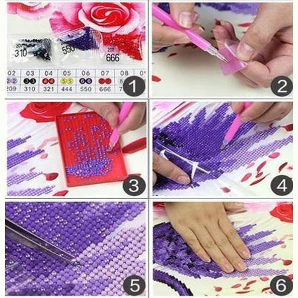 Diamond Painting How To